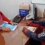Pemberian layanan informasi bagi keluarga pasien
