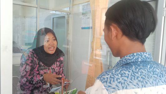 Pelayanan Informasi kehumasan RSJD dr. Amino Gondohutomo