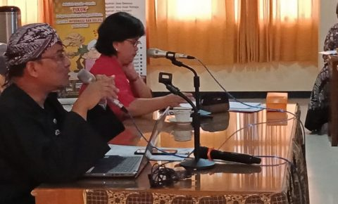 Rapat Koordinasi Bulanan Anggaran APBD & BLUD Desember 2019 serta Sosialisasi PERDIR tentang Pengadaan Barang & Jasa